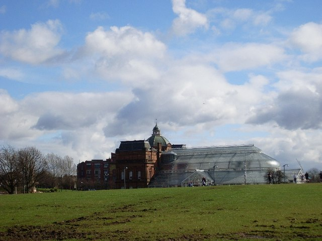 People's Palace, Glasgow Green