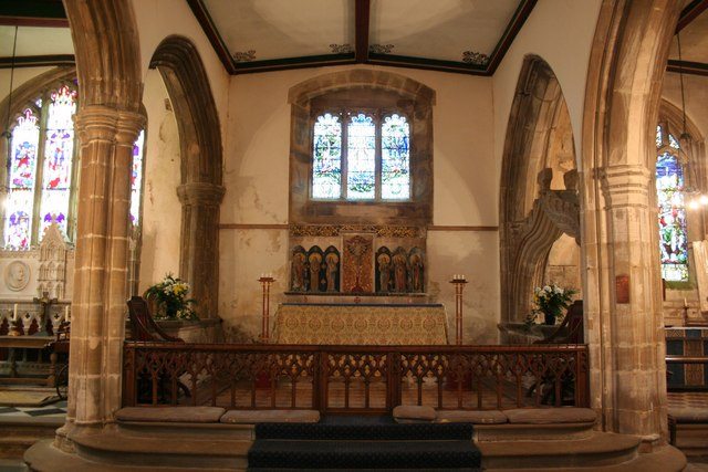 St.Mary & St.Andrew's chancel