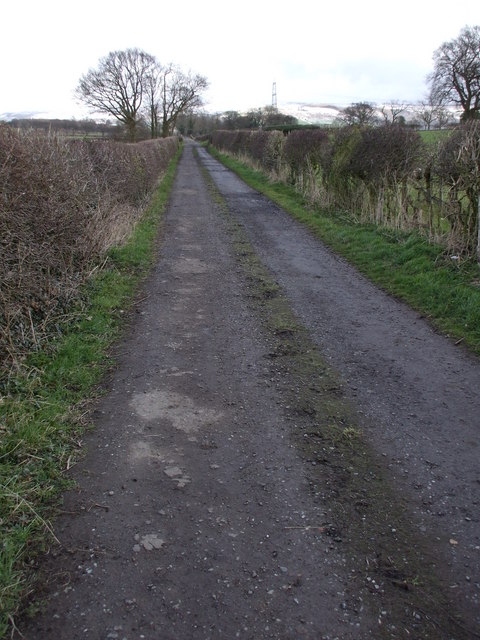 Tramway Trackbed