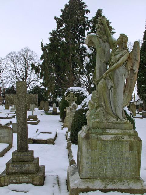 Mill Lane Cemetery, Kirk Ella