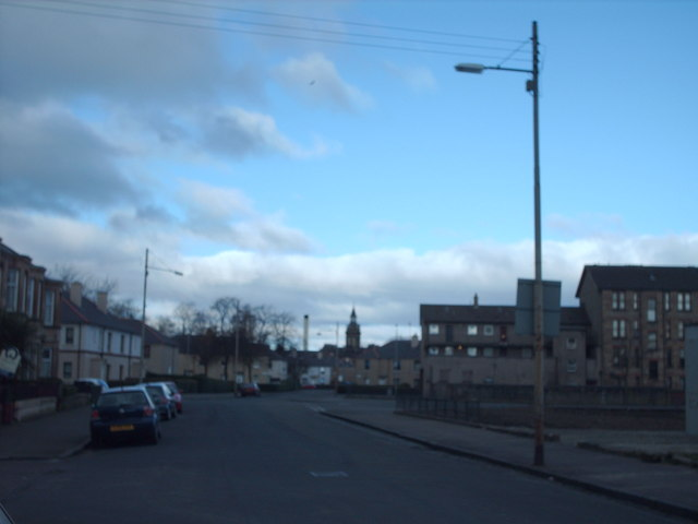 St Kenneth Drive, Linthouse