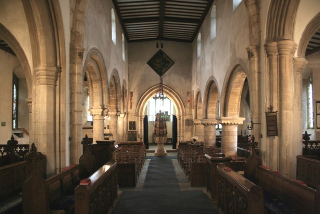 St.Mary & St.Andrew's nave