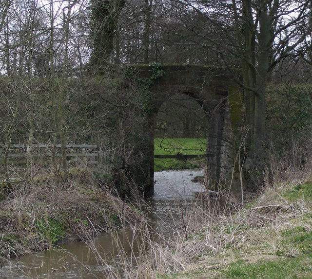 Tramway Bridge over Old Beck