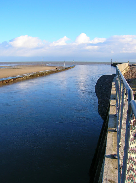 Mouth of the River Arun