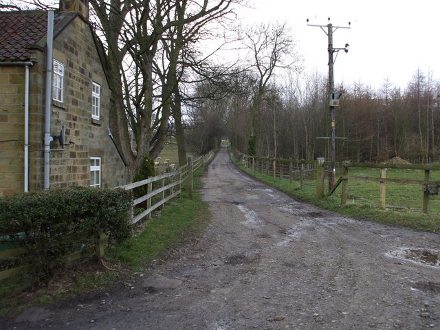 Trackbed of Tramway