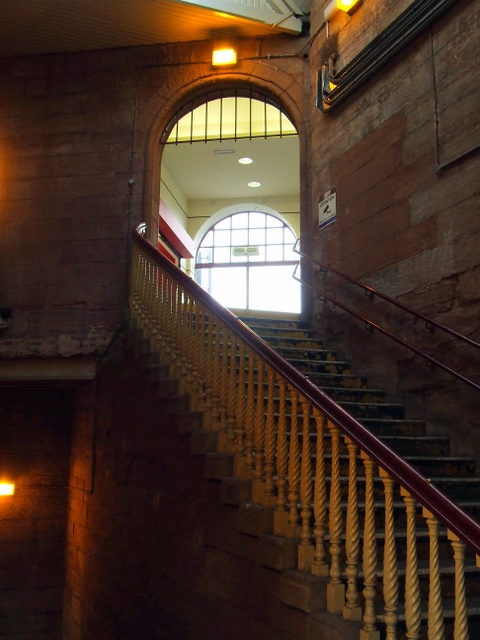Greenock West station