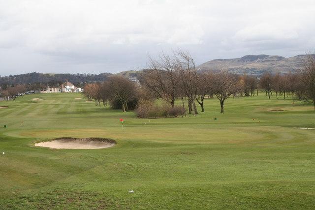 Carricknowe Golf Course