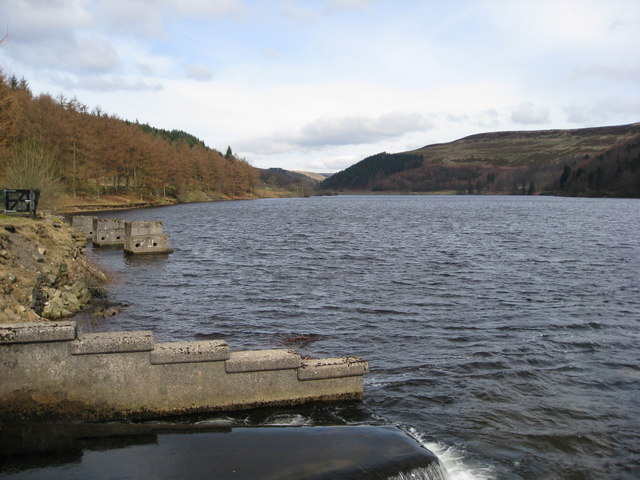 Derwent Reservoir - Railway Remains