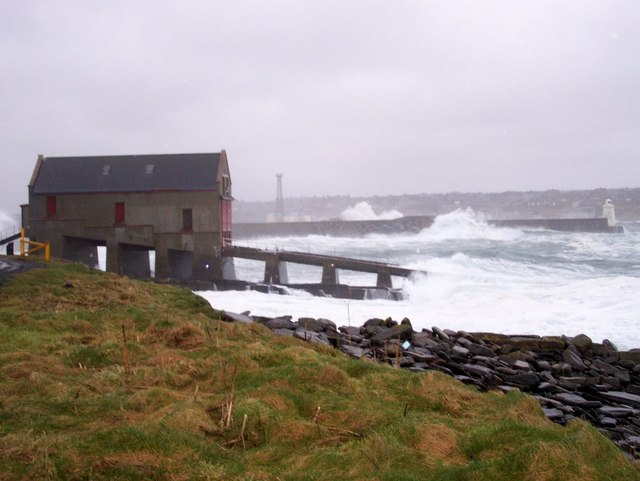 old lifeboat shed