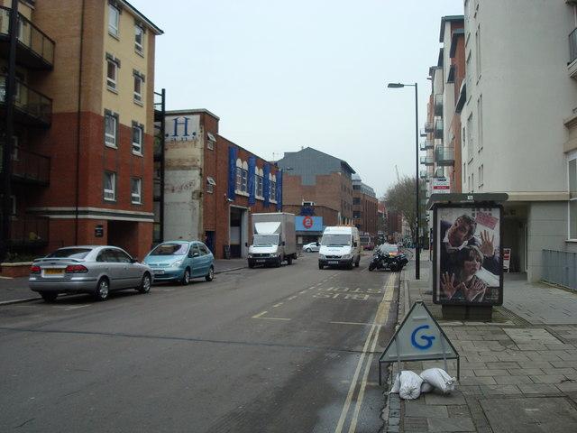 Britton Street, Southampton