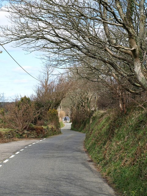 Trefrew Road, Camelford