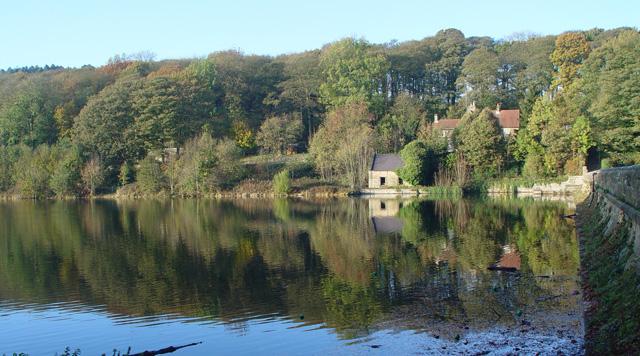 Lineacre Lower Reservoir