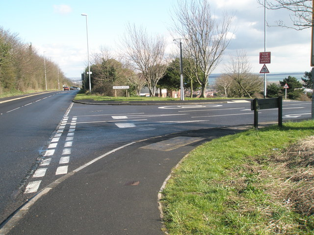 Junction of Portdown Road and Farlington Avenue