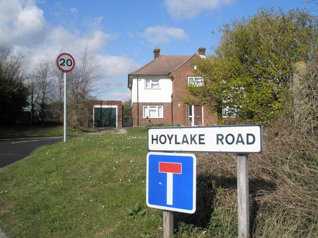 Hoylake Road
