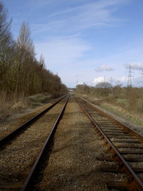 Borderlands Line.