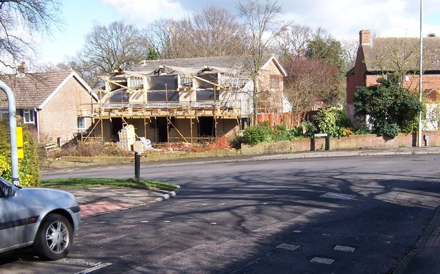House Enlargement-Fareham
