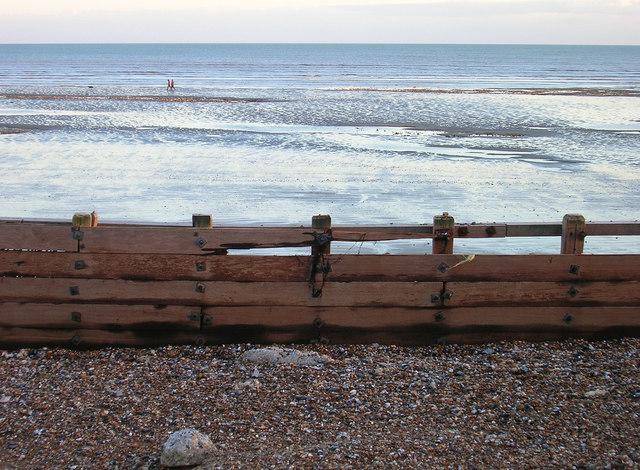 Low Tide, Atherington Beach