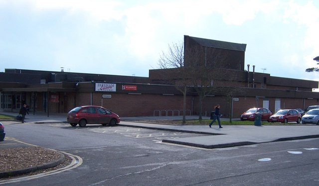 Leisure Centre-Fareham