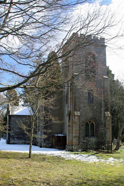 St Aiden's Church