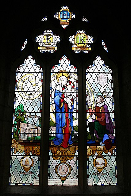 Alfred Hatt Memorial Window