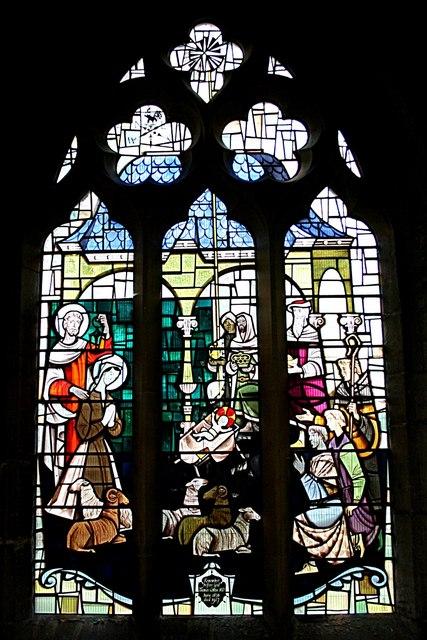 Thomas Cotton Memorial Window