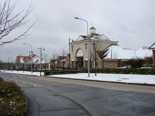 Main entrance, Freeport Braintree