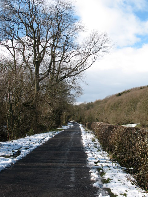 The road to Oldstead