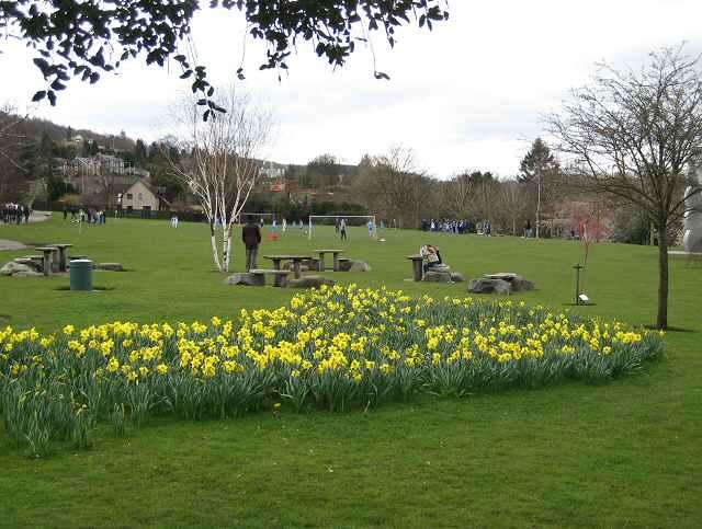 Bellwood Riverside Park, Easter Sunday