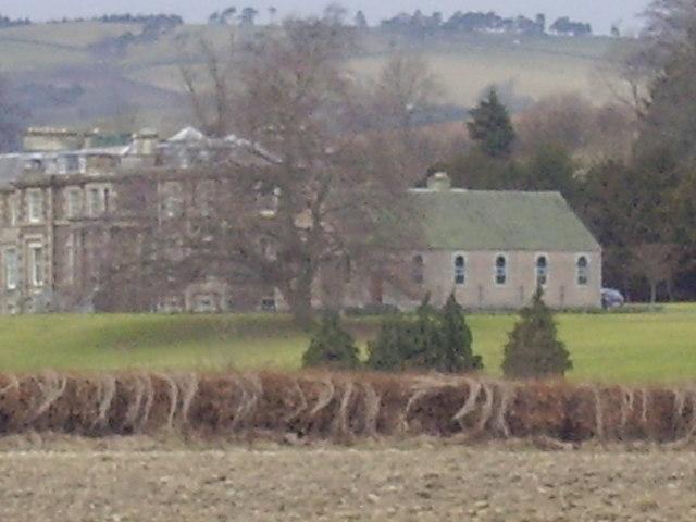 Gattonside House