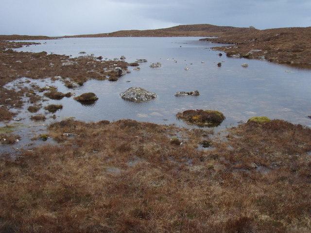 Lochan na Glaic Gille
