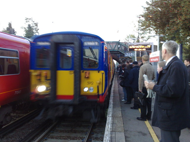 Ewell West Station