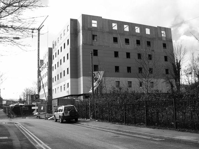 New Luxury Accommodation for Students - University of Bradford - Longside Lane