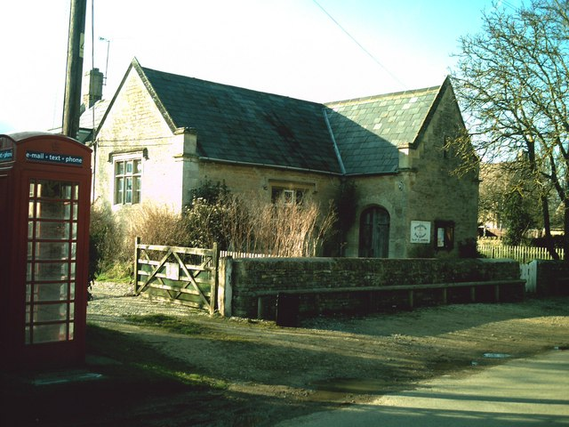 The Old School, Broadwell