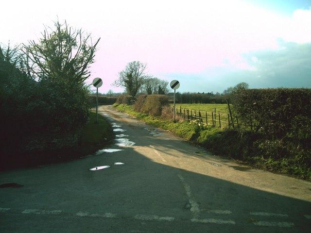 Broadwell end of King's Lane