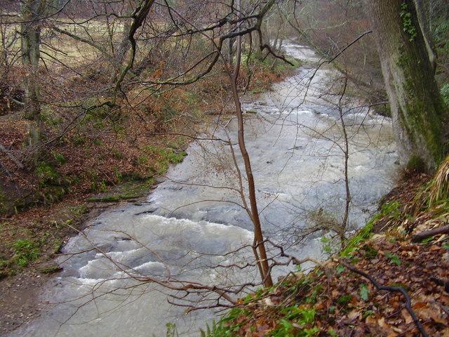 The Colstoun Water