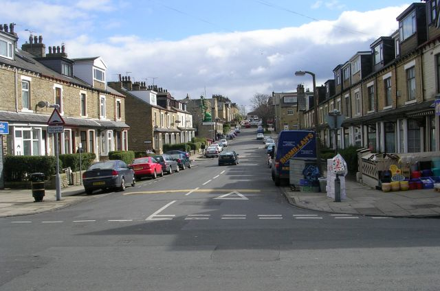 St Margaret's Road - Woodhead Road