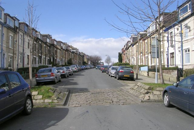 Rugby Place - Woodhead Road