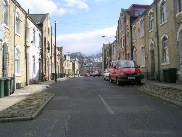 Rand Street - Great Horton Road