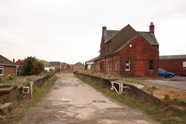 Holbeach Station