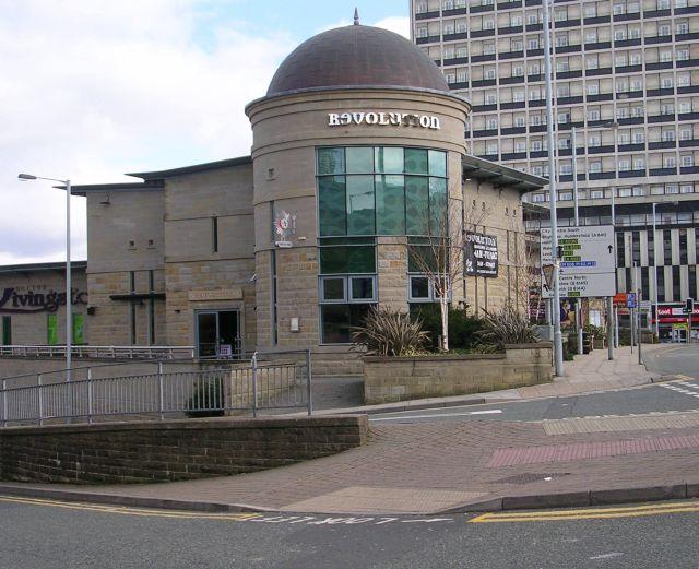 Revolution - Morley Street