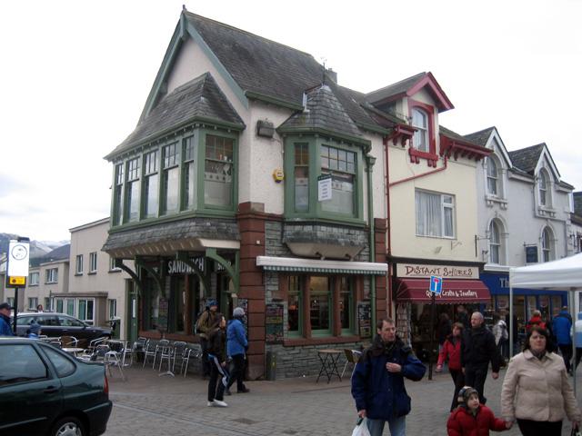 Sandwich Shop, Keswick
