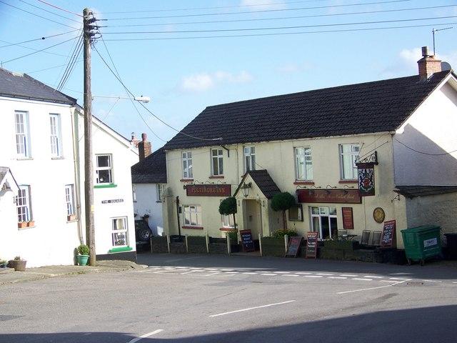 The Poltimore Inn, North Molton