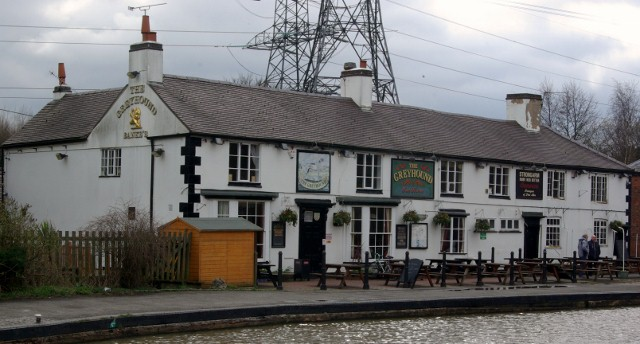 The Greyhound at Hawkesbury Junction