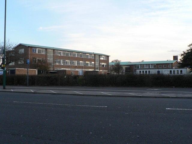 Charminster: Bournemouth School for Girls