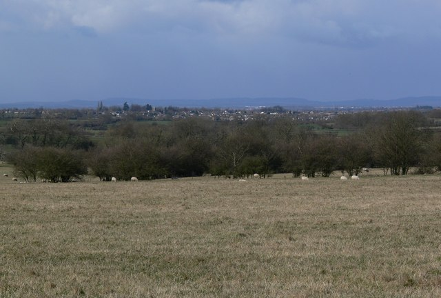 View across Leicestershire