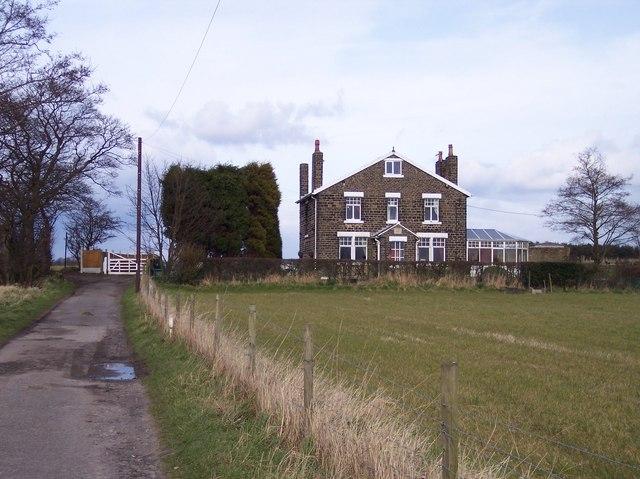 Brown Heath House