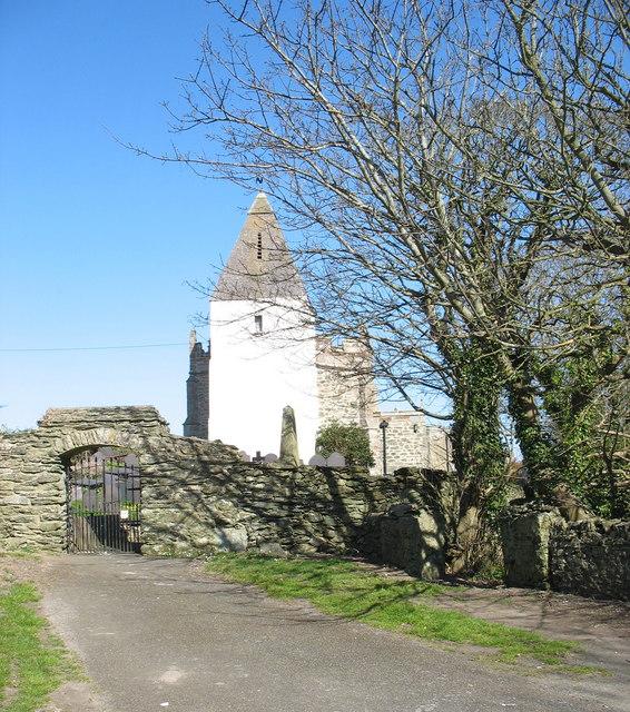 Eglwys y Plwyf Llaneilian Parish Church