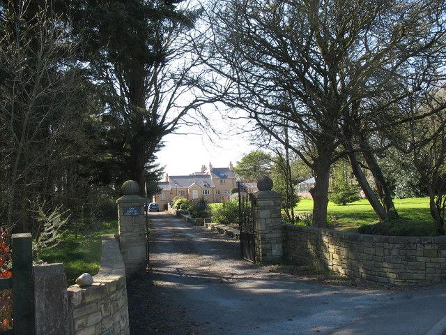 Cottage opposite Llaneilian Church