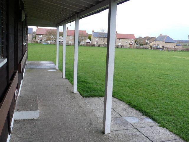 Thornford Cricket Pavilion