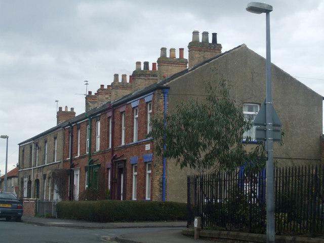 Kirkland Street Cottages